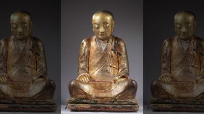 1,000 year-old mummified monk reveals