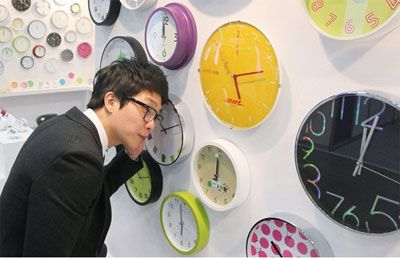 Japan clocks keep time for 16 billion years