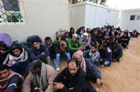 20,000 Egyptians flee Libya