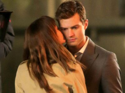 Is Jamie Dornan leaving Fifty Shades of Grey ?