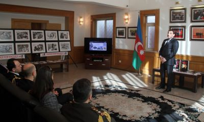 Khojaly victims remembered in China