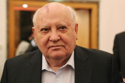 Gorbachev gets Kiel World Economy Prize 2015