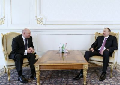 President Ilham Aliyev received the credentials of the newly-appointed Polish Ambassador