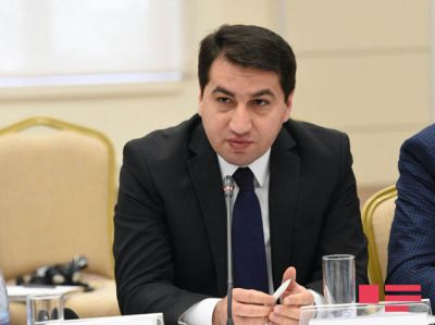 These visits  violation of the country's law, Hikmat Hajiyev says