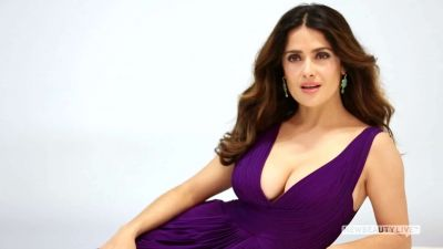 Salma Hayek to  become face of Pomellato's new collection