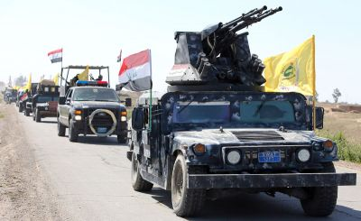 Iraq deploys 27,000 troops