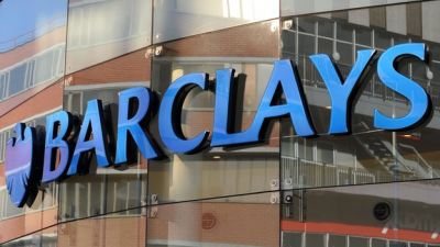 Barclays reports 21% fall