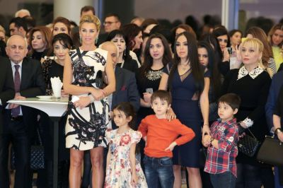Leyla Aliyeva attended opening ceremony of exhibition  PHOTO