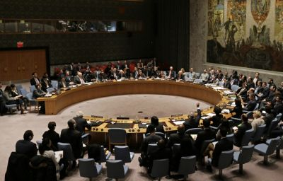 Security Council resumes discussion