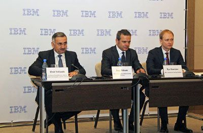 IBM representative office opened in Baku