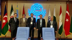 Project TASIM presented at the meeting of ECO