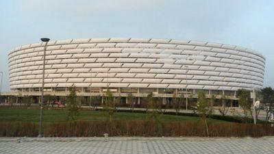 Baku Olympic Stadium commissioned