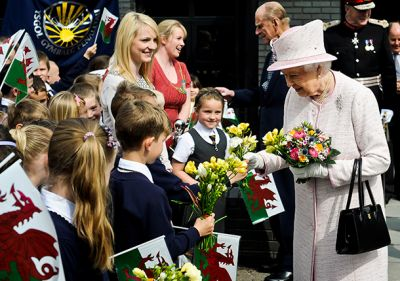 The Queen sends letter to schoolboy