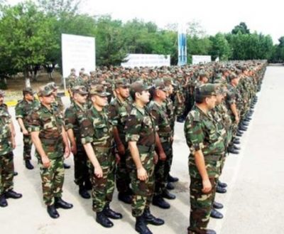 Servicemen to attend events