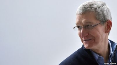 Tim Cook offered liver to dying Jobs