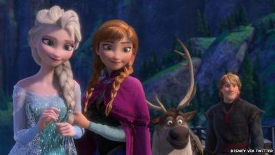 Disney announces Frozen sequel