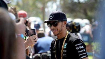 Hamilton quickest in Formula One