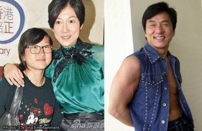 Jackie Chan's ex-lover arrested
