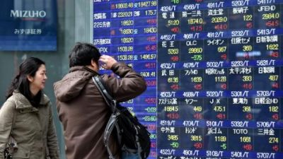 Asia markets rise