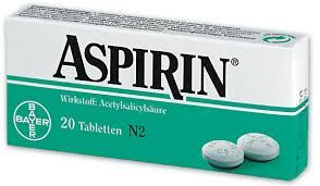 Aspirin increases risk of bowel cancer STUDY
