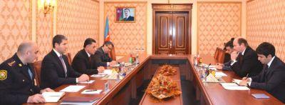 Minister received Austrian Ambassador