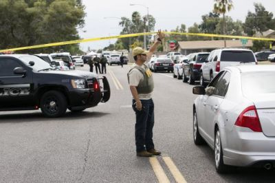 1 killed, 5 wounded in shooting in the USA