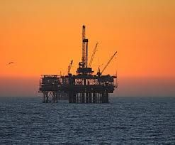 Oil prices on world markets