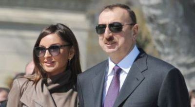 President and his wife attended Novruz Festival