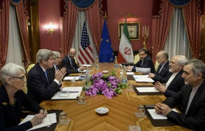 Iran, US hold nuclear talks