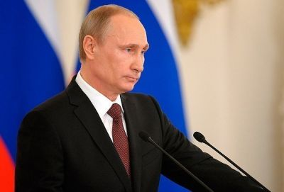 Putin supports