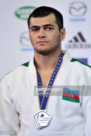 Elmar Gasimov wins gold