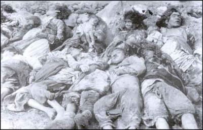 Today the Day of Genocide of Azerbaijanis