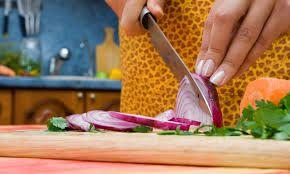 Tear-free onions made