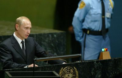 Putin addressed at UN General Assembly
