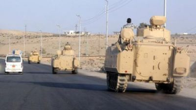 15 soldiers killed in Sinai attacks