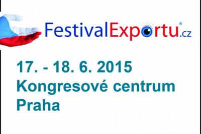 Festival Export CZ to be held