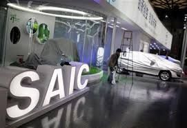 SAIC profit rise  12.8%