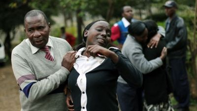 Kenya mourns terror victims