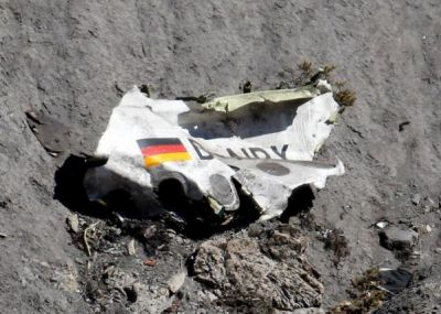 Germanwings crash was deliberate