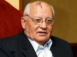Gorbachev has car accident