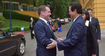 Vietnam to join free trade area