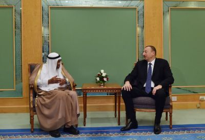 President met with president of the Islamic Bank Group