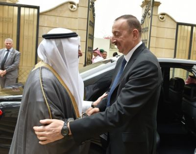 President met with Secretary General of the OIC  PHOTO
