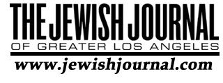 Jewish Journal of Los Angeles publishes article