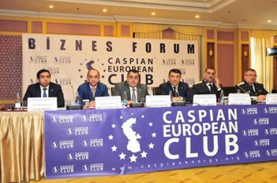 Baku hosts business forum