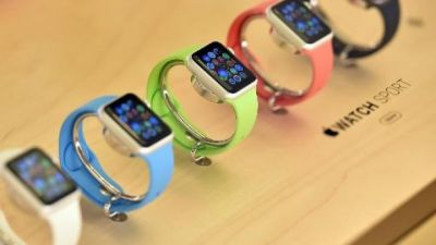 Apple Watch's worldwide preview