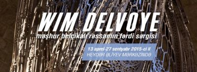 Wim Delvoye's exhibition to be held