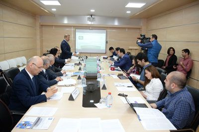 Briefing held on e-government