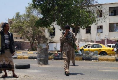 40 Houthis killed