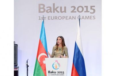 Baku 2015 presented in Moscow